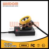 Lâmpada LED Cap de mineração, Lâmpada de mineração CREE LED Kl12m Ce