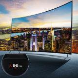 Я96 PRO IPTV в салоне с Android 7.1.2 O. S S905W Quad Core, ОЗУ 2 ГБ/16 ГБ диск с 4K, WiFi 1080p HD Media Player