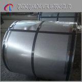 Bobine en acier galvanisée molle commerciale de la qualité JIS3302 SGCC