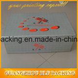 Diseño de caja de regalo de papel cartón de Color (BLF GB016)