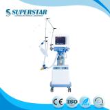 L'infante e gli adulti del certificato del Ce hanno utilizzato il ventilatore delle attrezzature mediche dell'ospedale ICU