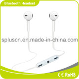 Dois Color ABS Bluetooth Earphone para Sport