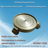 Usinage d'aluminium de commande numérique par ordinateur de haute précision des prix de Reseasonable/pièces de marine/bateau