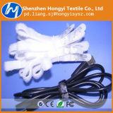 Fascetta ferma-cavo registrabile Hook&Loop di Hotsale della fabbrica di Shenzhen