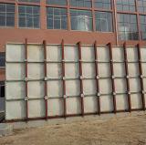 Agua cuadrada FRP GRP de SMC el tanque de agua de 5000 litros