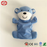 Orso Blue Adorable Emotion Talk con Baby Funny Hand Puppet