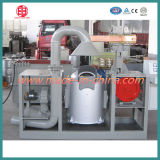 Elektrische Oven van de Boog van de Uitsmelting van het Ijzer van het Schroot van China 50kg de Zilveren