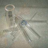 De transparante Pijpen van het Plexiglas/Duidelijke AcrylBuizen Rod/Acrylic