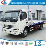 Dongfeng 4X2 Plattformwrecker-LKW mit Multifunktions