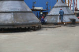 De gemakkelijke Silo van het Cement van de Vlok van het Vervoer voor Verkoop