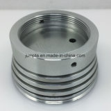 Beleuchtet Aluminiumstrangpresßling anodisiertes schwarzes Silber, die Aluminiumbefestigungsteile, die, das Aluminium dreht CNC-Aluminiumteile sich drehen, LED Kühler/Kühlvorrichtung