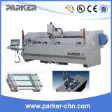 Centro fazendo à máquina do CNC da linha central do alumínio 3