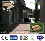 Le WPC Composite Decking Wood-Plastic fabriqués en Chine