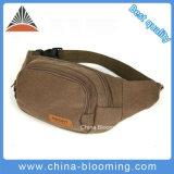 キャンバス旅行袋の循環の財布のスポーツベルトのウエスト袋