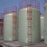 Бак для хранения химически продуктов владением стеклоткани FRP