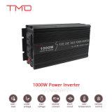 Inverseur de pouvoir de véhicule de l'inverseur 12V 220V 1000W 50Hz avec le C.C d'affichage numérique À l'inverseur à C.A.