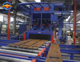 Автоматическая стальные пластины стальных листов сохранение линии