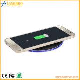 garniture de remplissage ultra-mince de couvre-tapis sans fil du chargeur 5W pour des téléphones mobiles de norme de Qi