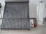 2016 Calentador de agua a presión Dividir la bobina de cobre de calor solar de la pipa