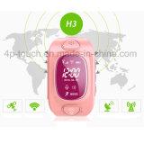 Вахта отслежывателя GPS малышей Multifunctions франтовской с положением H3 Tirple