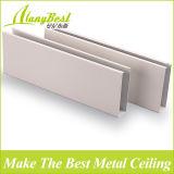 Azulejos decorativos de aluminio de moda del techo
