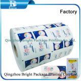 El papel de aluminio Envases de toallitas para lente