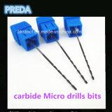 Буровые наконечники CNC карбида вольфрама микро- с высоким качеством