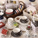 12oz New Bone Cina Ceramic Mug