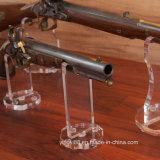 Prémio elegante visor de plástico de acrílico para pistolas de rack