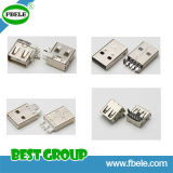Puerto Mini USB/8p/macho para cable Ass'y el conector USB Fbmusb8-106