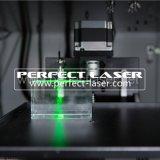 Machine van de Gravure van het Kristal van de Laser van de Herinneringen van de Gift van de hoge Macht 3D Binnen