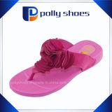 Cadute di vibrazione dentellare delle donne op, sandali della spiaggia di estate, pistoni Nwt