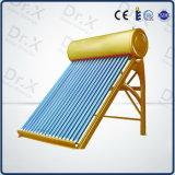 Coste competitivo del sistema de calentador de agua solar Thermosyphon