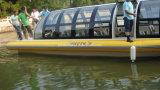 vendita calda del traghetto dell'acqua della vetroresina 29person di 9.68m