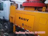 使用された52meter具体的なポンプトラック、ベンツの下部構造