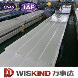 Material para techos de acero acanalado de Wiskind Q235