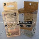 Pet/PVC verpackenkasten für kosmetischen Kasten