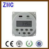 Indicador LCD Cn101A 220-240VAC Comutador de tempo digital alimentado por bateria