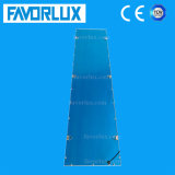Indicatore luminoso di comitato messo quadrato del soffitto LED