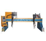 Bras de la structure économique de la plaque de métal plasma CNC oxy-machines de coupe