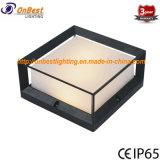 Nova chegada 15W luz de parede LED de alumínio fundido