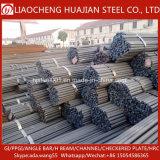 12m de longitud de hormigón de acero con la norma ASTM
