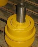 Rouleau supérieur de rouleau de dessus de rouleau de transporteur de Hitachi pour des pièces de train d'atterrissage de bouteur d'excavatrice de machines de construction