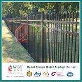 Aluminium, das Panels/billig bearbeitetes Eisen-Zaun-Panels für Sale&#160 einzäunt;