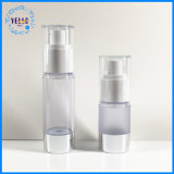Contenitore cosmetico delle estetiche della bottiglia della bottiglia di plastica senz'aria della bottiglia
