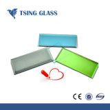 薄板にされた構築ガラスによって染められる薄板にされたガラスカラーによって塗られる薄板にされたガラス