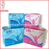 높은 Absorbency Sanitary Napkin, Disposable Cotton Sanitary Napkin, Feminine를 위한 Napkin