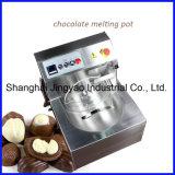 8kg de capacidad de 220V, el chocolate Enrobing máquina La máquina de Templado de chocolate