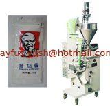 Máquina de empacotamento do saco ou material líquido do molho
