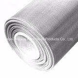 Acero inoxidable de alta resistencia de filtro de tejido de malla para extrusora de plástico